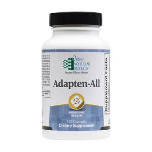 Orthomolecular Adapten-All Dietary Supplement