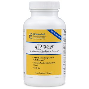 Researched Nutritionals ATP 360 Dietary Supplement